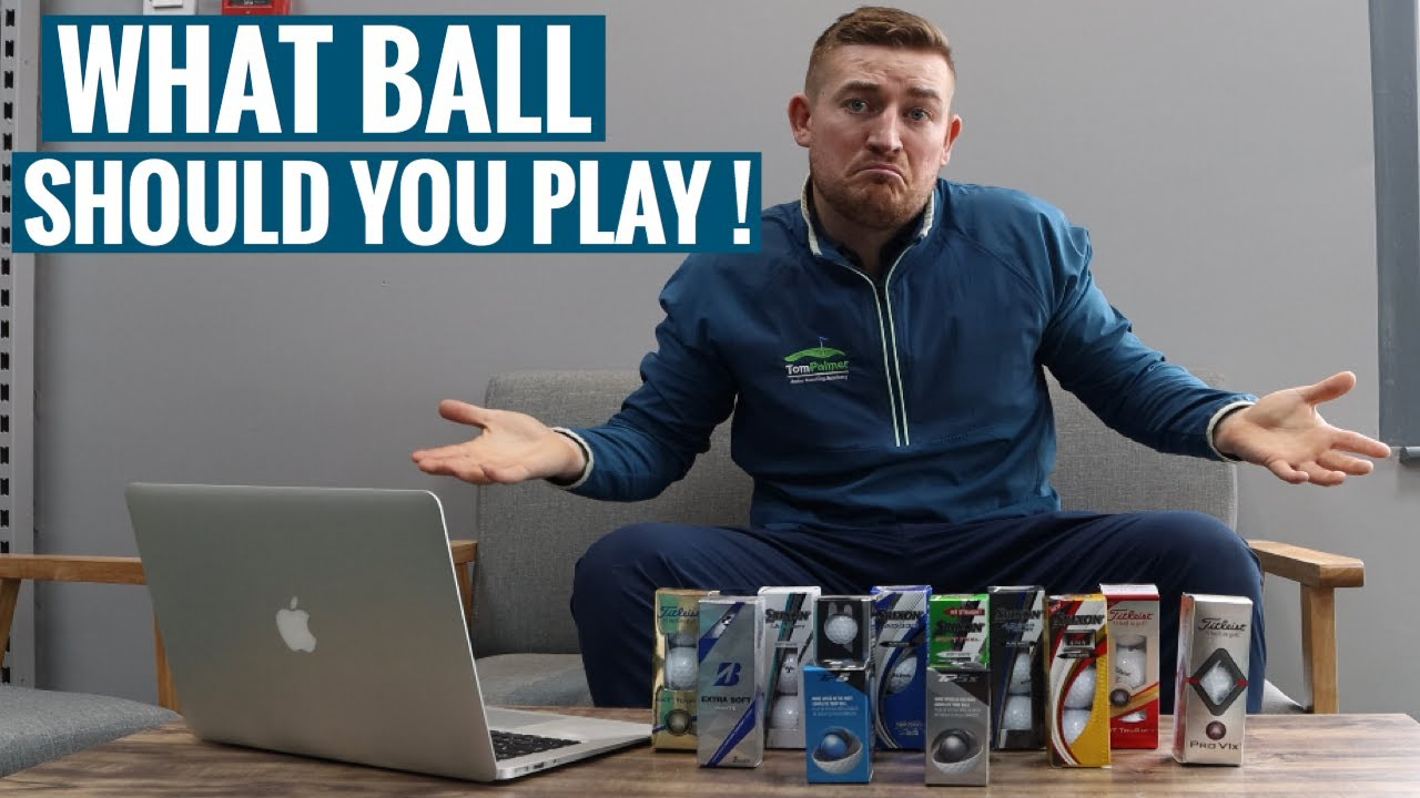 WHAT GOLF BALL SHOULD YOU USE?! - YouTube