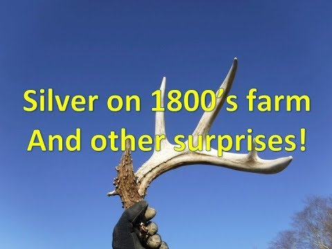 Silver on the 1800's Farm and Other Surprises!