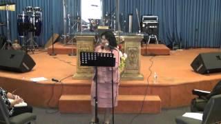 La Opresión No Honra a Dios   --  Pastora Lucy Quiñonez