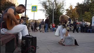 МУЗА\ Уличный музыкант \ Виртуоз из Якутии \ Виталий БУДЯК @ 2019