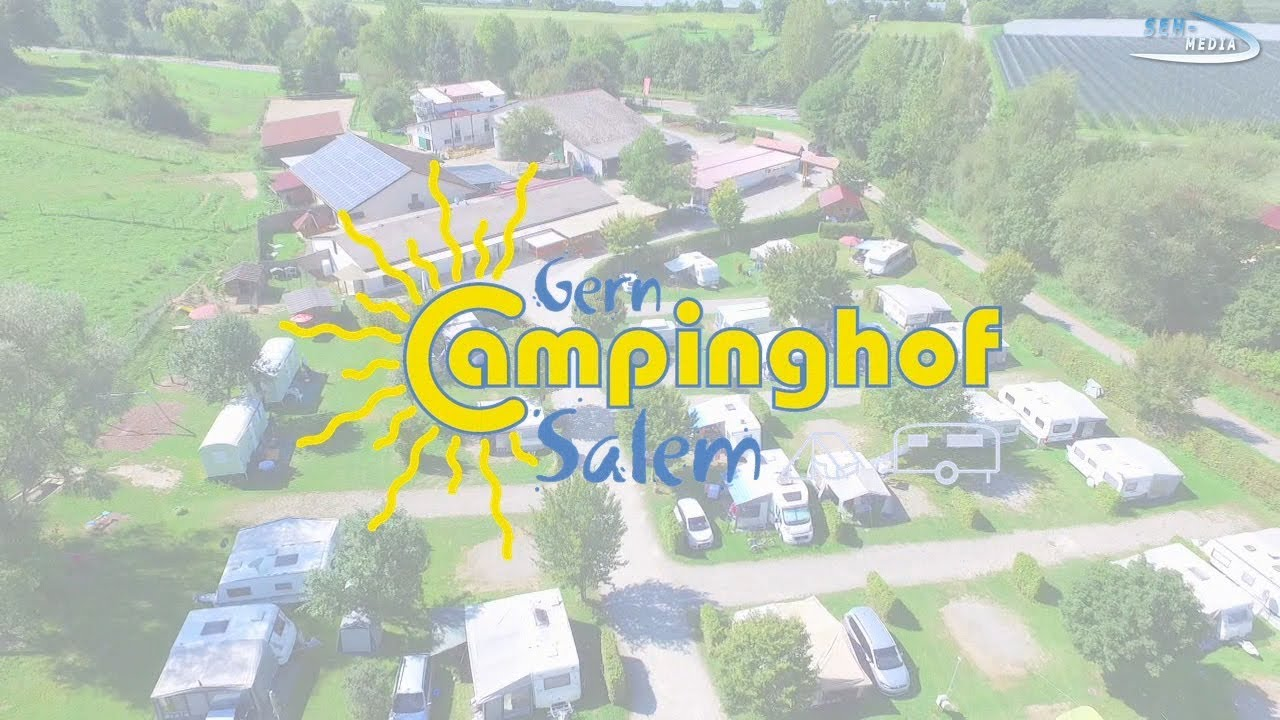 Gern Campinghof Salem - Gern für Erwachsene - YouTube