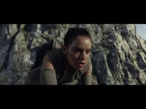 Star Wars Episode 8 The Last Jedi Trailer - Star Wars Celebration 2017 Orlando