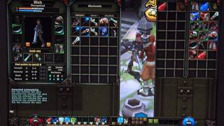 Torchlight 2 Gameplay movie GamesCom 2010 CamRip HD