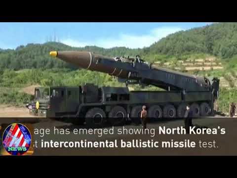 Satellite Images of North Korea Show Landslides at Nuclear Test Site⚠