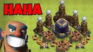 "BOOM! don't get stuck or else! ""Clash Of Clans"" BIG points in games!!"
