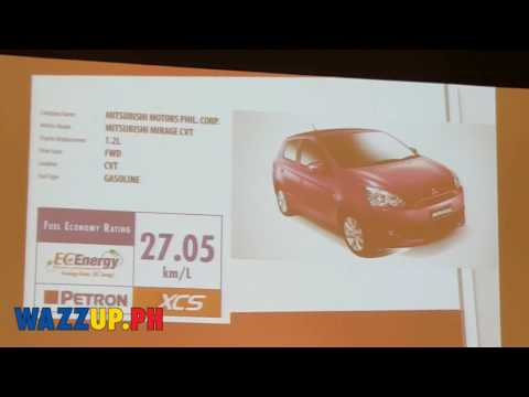 Results Of Petron DOE Euro 4 Fuel Eco Run 2016 How Fuel Efficient Different Cars Are