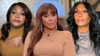Trina and Towanda Braxton React to Tamar's Tamron Hall Interview (Exclusive)