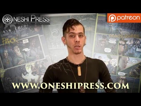 Oneshi Press - Patreon Launch