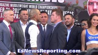 Cotto: Nov 21st I will show the world who Miguel Cotto is
