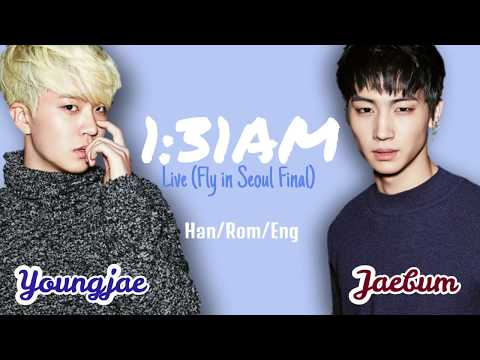 JB & Youngjae (GOT7) - 1:31AM (1시 31분) [Color Coded Lyrics (Han|Rom|Eng)] Mp3