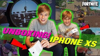 Fornite iPhone XR