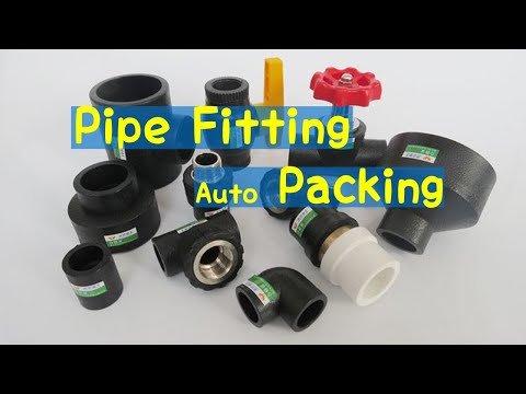 FY-Z420 Pipe fitting packing machine with fitting counting device for fitting packing