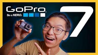 GoPro HERO 7 遲來的開箱