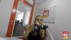 """Der neue """"Sturm der Liebe""""-Star Jenny Löffler bei radio B2"""