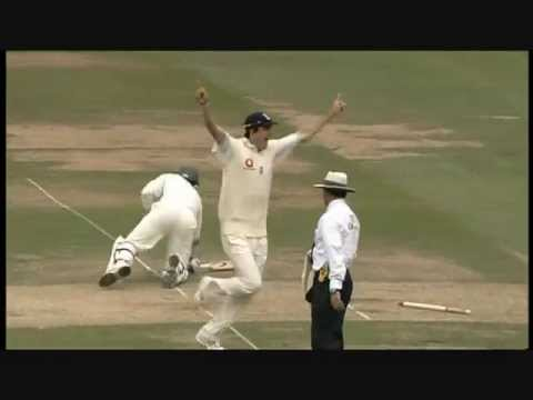 Ashes 2005   All 89 Australian Wickets