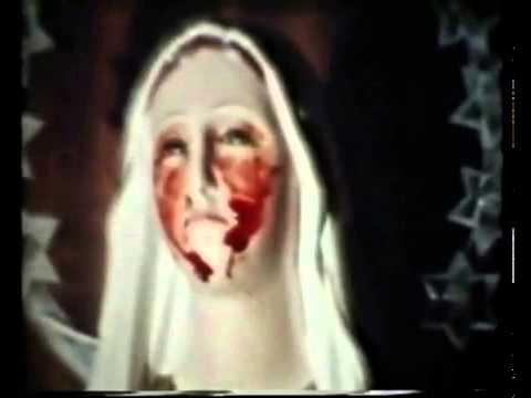 Đức Mẹ và Chúa Giê Su khóc-Mother Mary and Christ cry in Italia