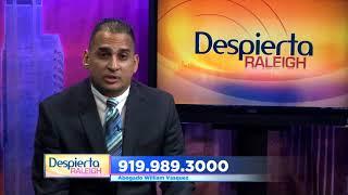 Vasquez Law Firm, PLLC Video - Despierta Raleigh Vasquez Law Firm Cancelacion de De