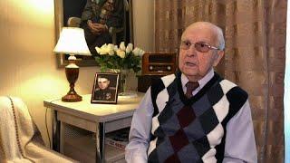 Testigo de la liberación de Auschwitz: