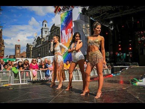 Goldstone @Amsterdam Pride 2017