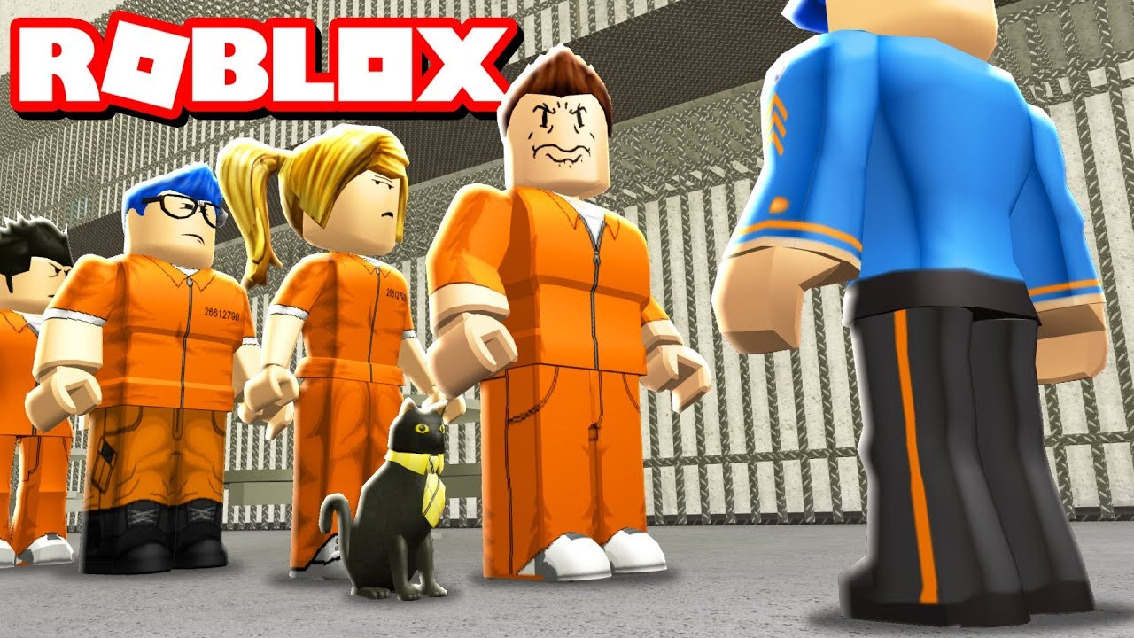 JAIL SIMULATOR - Roblox Adventures