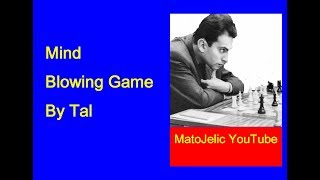 The most complicated game ever played by Tal