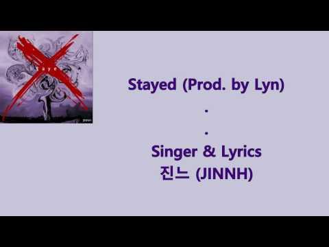 (진느) Jinnh - Stayed [Eng Sub] #Yoari 요아리 강미진