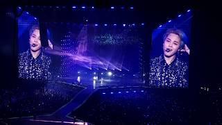 BTS Jimin - Serendipity (Love Yourself World Tour: Berlin 17.10.2018)
