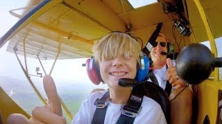 GoPro: Father and Son Take Flight