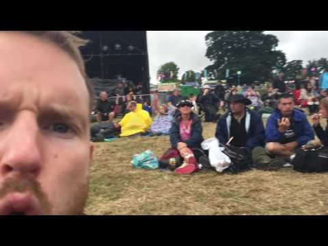 Beautiful Days Festival, Escort Park, Devon, England. Aug 2016