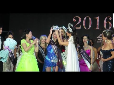 Mrs Globe 2016- Crowning Mrs Belarus