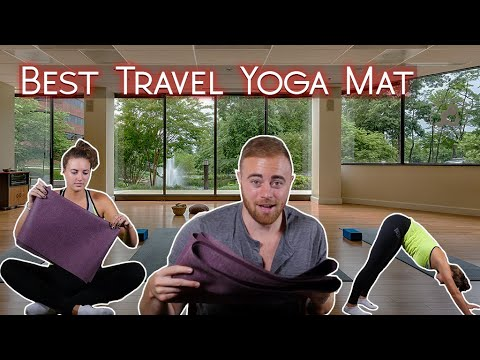 Best Travel Yoga Mat | Manduka eKO Superlite Review