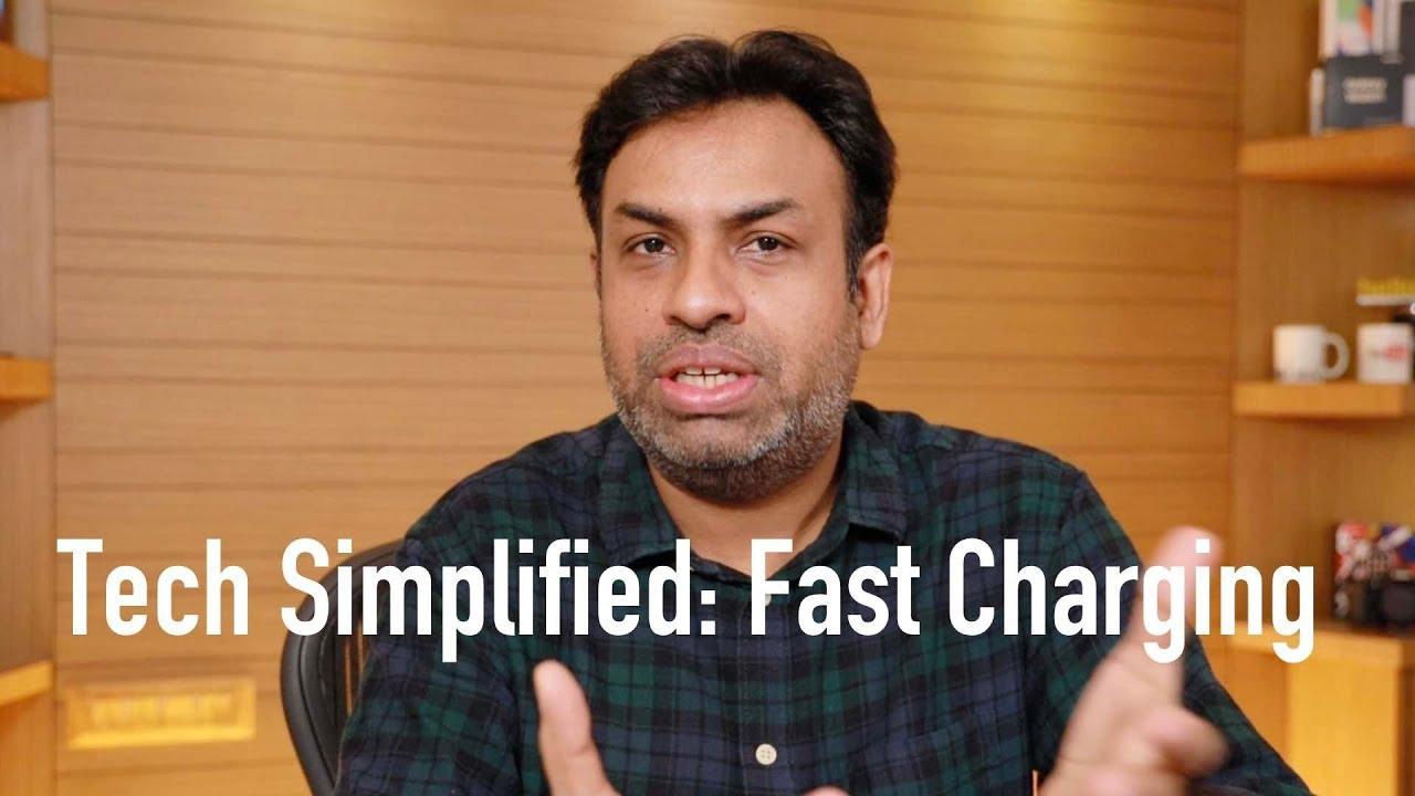 Tecnología simplificada: carga rápida de sus gadgets y entrega de energía + vídeo