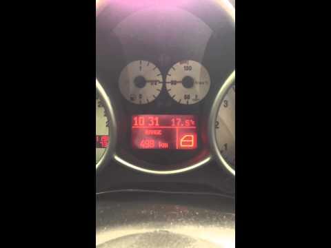 Alfa Romeo 147 fuel consumption