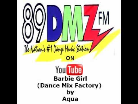 89 DMZ Barbie Girl (Dance Mix Factory) - Aqua