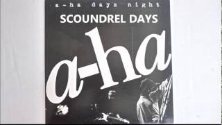 a-ha aha A-HA LIVE rare  AT THE HAMMERSMITH ODEON 16.12.1986 DAYS NIGHT take on me live