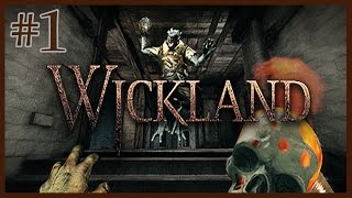 Wickland Gameplay - Wickland First Look - Quake Classic Look-Alike :)
