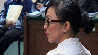 Angelina Sondakh Divonis MA 12 Tahun Penjara - Was Was 25 November 2013