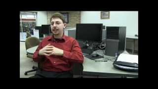 Software Engineering at the University of Minnesota, Crookston - James Kriegh