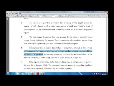 Chapter-4 Feasibility Study (Introduction to Feasibility Study)