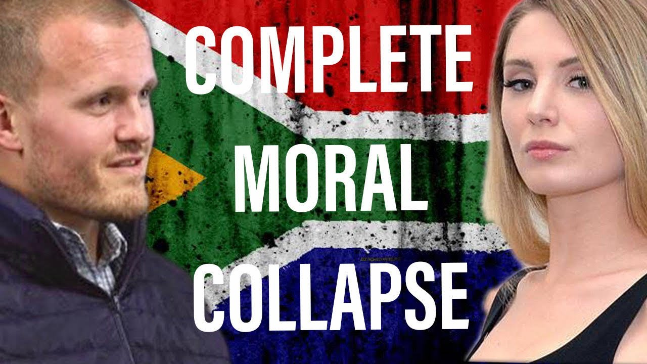 South Africa Descends into Chaos - What is Really Happening?