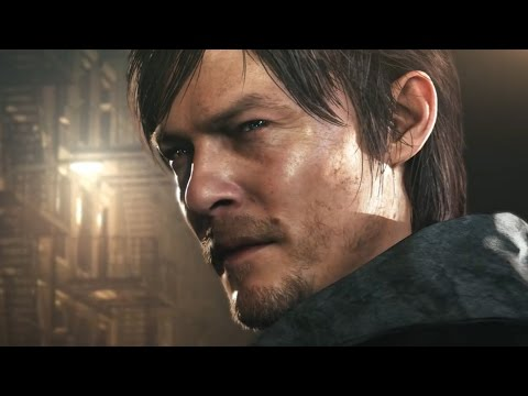 Failing at P.T. with Joystiq (Silent Hills Playable Teaser)