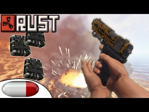 Rust ▶ COUNTER RAID JACKPOT | Rust Duo Raiding | Wipe Day PvP | Epic Loot with Lemon (Modded)