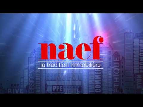 Intro vidéo logo Naef