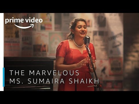 The Marvelous Ms. Sumaira Shaikh | Amazon Prime Video India