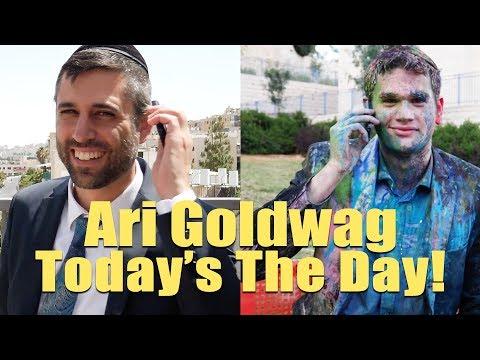 Ari Goldwag - Today's the Day [Music Video] ארי גולדוואג - זה היום - קליפ רשמי
