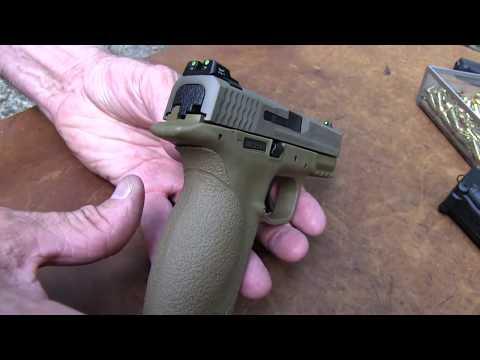 Smith & Wesson  M&P VTAC 9mm