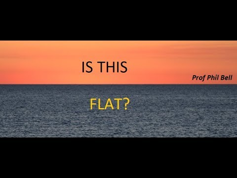 FLAT EARTH HORIZON WHAT IS IT? thumbnail