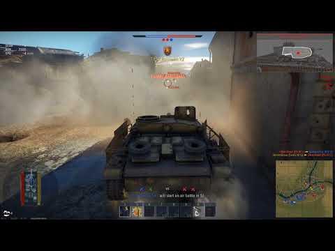 Stug III G Behind enemy lines in eastern Europe (War Thunder)