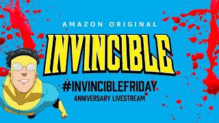 Join invincible co-creator robert kirkman and host hector navarro as they celebrate the anniversary of issue 1 release all way back in 2003. they...