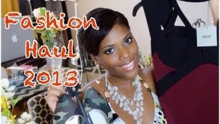 Fall Fashion Haul 2013 Thumbnail